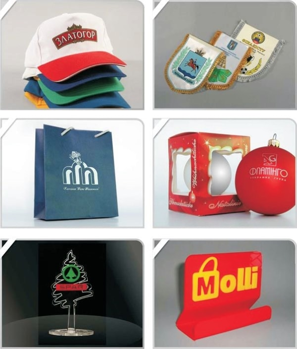 Бизнес сувениры