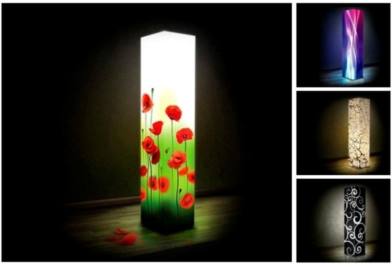 Дизайнерские светильники из акрила, пластика, оргстекла - индивидуальный дизайн