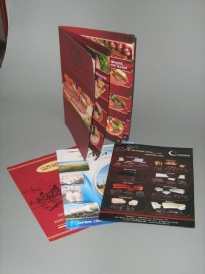 Рекламный каталог - изготовление, печать каталогов