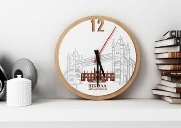 Коммерческое предложение дизайнерские часы, светильники