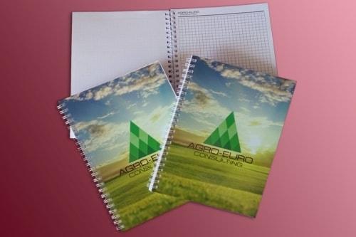 Друк блокнотів, щоденників