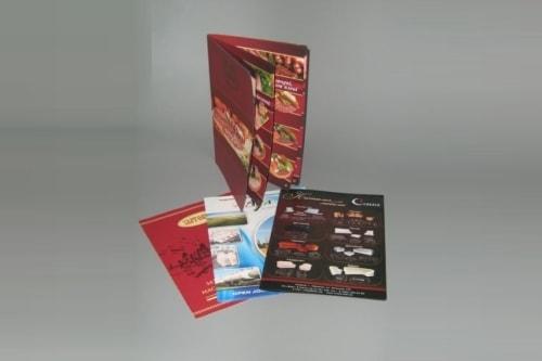 Друк каталогів, брошюр
