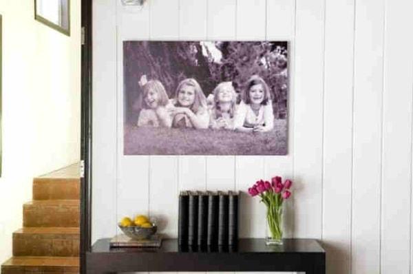 Друк фотографій, портретів на полотні, тканині