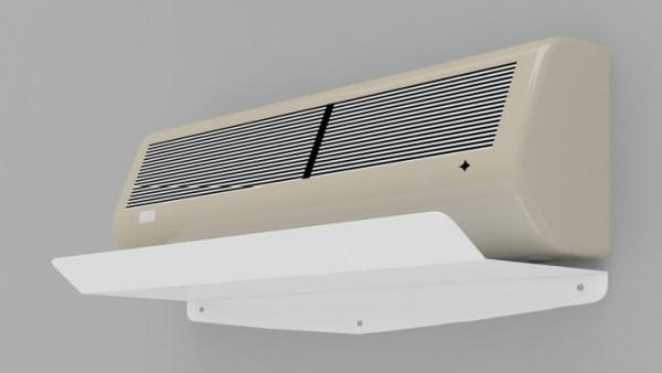 Защитный экран отражатель, дефлектор для кондиционера Z-1
