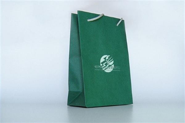 Корпоративний пакет з логотипом
