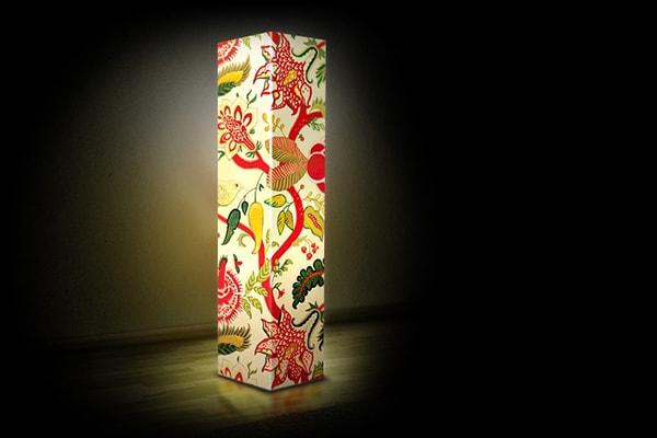 Дизайнерский светильник из акрила Soll - Летняя поэзия