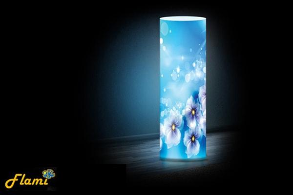Інтер'єрний світильник Flami - Синева