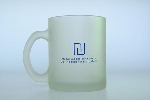Корпоративная чашка с логотипом