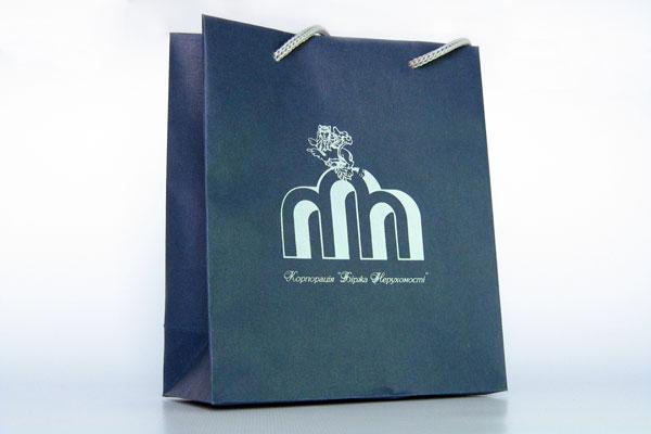 Нанесение изображений, логотипов на пакеты - брендирование пакетов