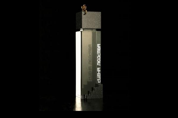 Призовой кубок победителю фестиваля Сцена Людства