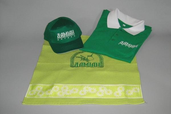 Футболка, бейсболка с логотипом, символикой компании - корпоративная одежда