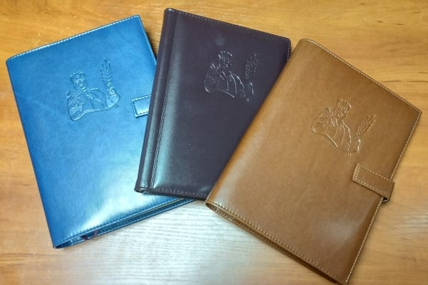 Виготовлення корпоративних щоденників з логотипом